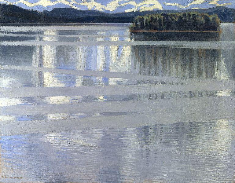201302_Akseli_Gallen-Kallela_-_Lake_Keitele,_1905