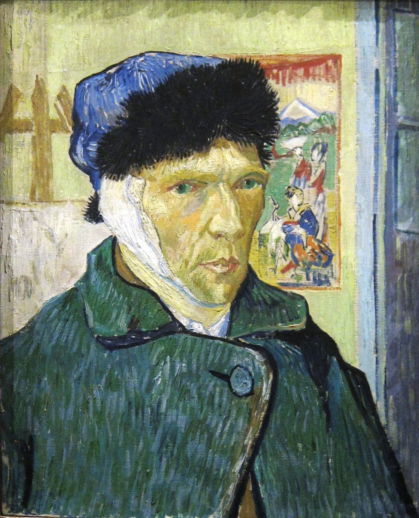 Deux Chaises Une Oreille Gauguin Et Van Gogh