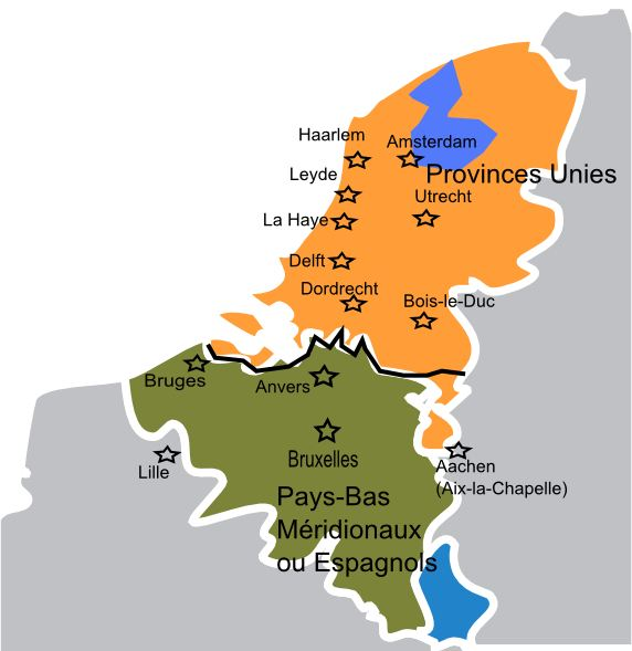 Pays-Bas-Espagnols-et-Provinces-Unies
