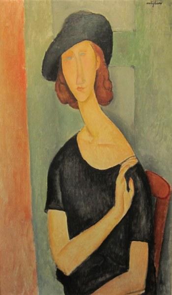 Modigliani JeanneHébuterne