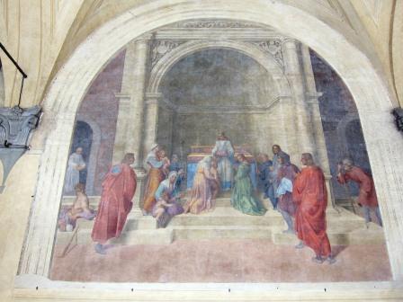 Andrea del Sarto - La Dévotion aux reliques de Philippe Benizzi