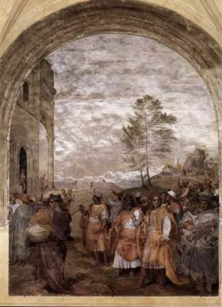 Andrea del Sarto - Voyages des mages