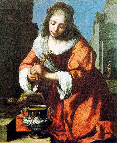 Sainte Praxède - Vermeer