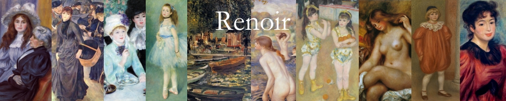 Bandeau Renoir