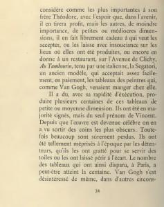 van gogh par Duret. Bio classique