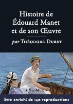 Édouard Manet – biographie enrichie – livre d'art numérique