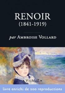 Pierre-Auguste Renoir – biographie enrichie – livre numérique beaux-arts