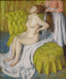 Edgar Degas – biographie enrichie – livre d'art numérique