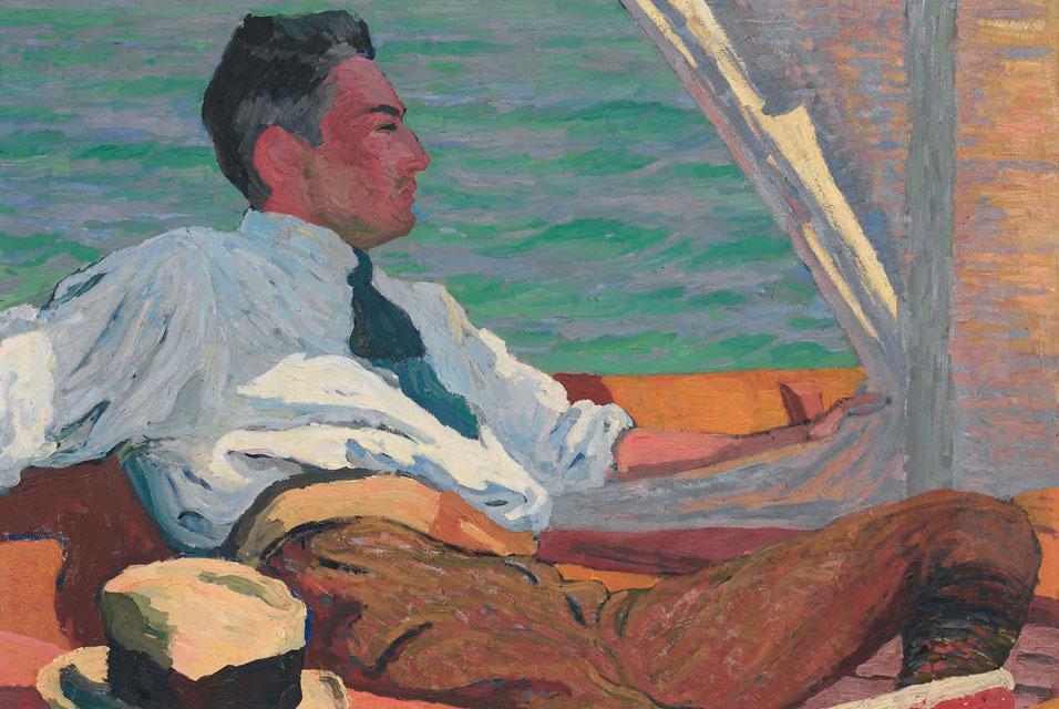 Giacometti - Portrait de Richard Bühler
