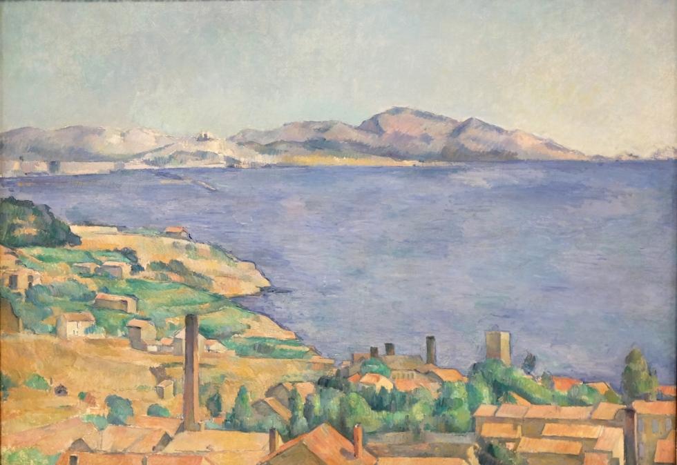 10092015 Estaque Cezanne Metropolitan
