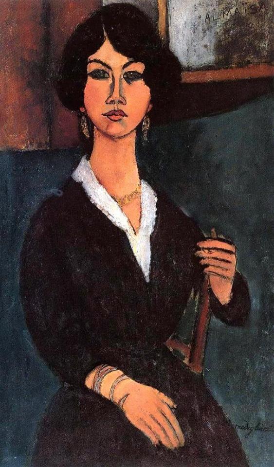 Almaïsa - Modigliani