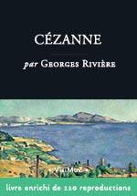 Cézanne – biographie enrichie – livre d'art numérique