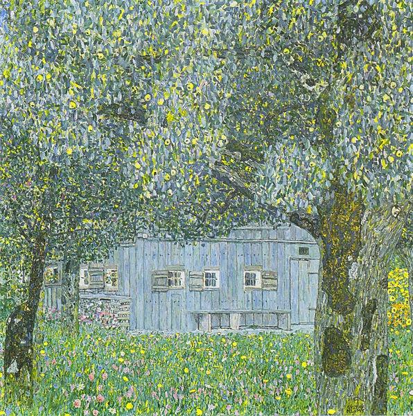 Ferme en Haute-Autriche – Klimt