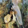 Le Cerisier, Berthe Morisot
