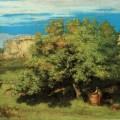 La Vendange à Ornans, Gustave Courbet