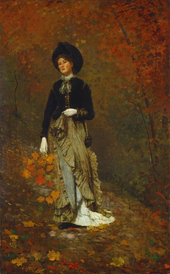 12102015 Winslow Homer – Automne