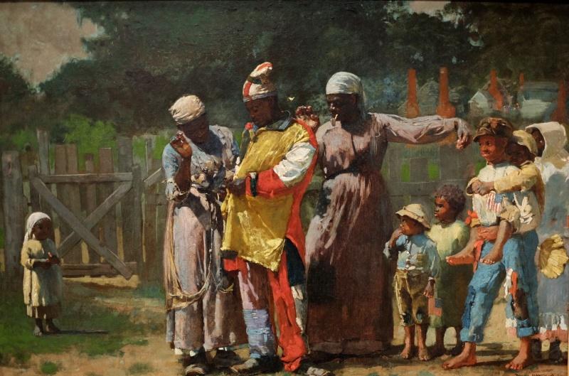 Winslow Homer – Le Carnaval