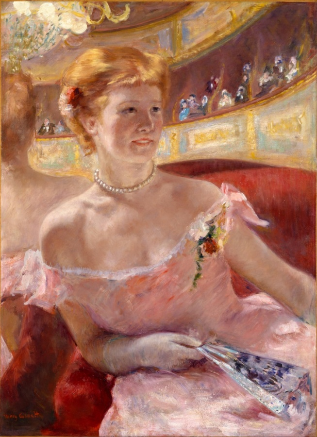 Mary Cassatt –