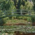 Le Pont japonais, Claude Monet