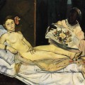 Olympia, Paul Gauguin