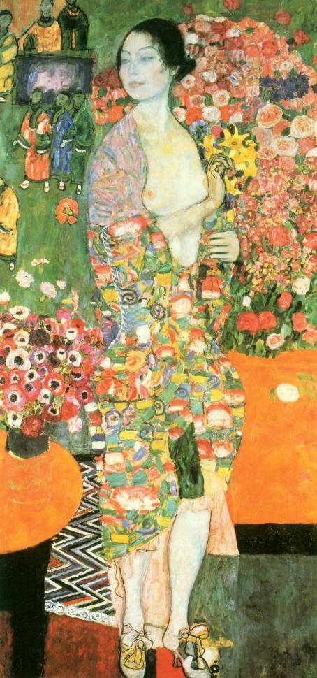 La Danseuse, Gustav Klimt