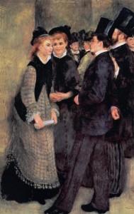 Renoir, La Sortie du conservatoire