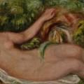 Nu allongé (La Source) , Renoir