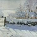 La Pie, Claude Monet