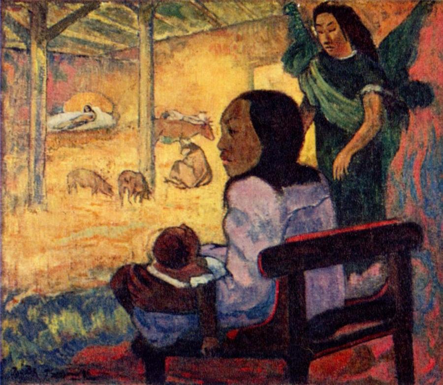Bé Bé (La Nativité tahitienne)