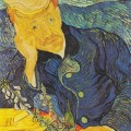 Portrait du Dr Gachet, Vincent van Gogh