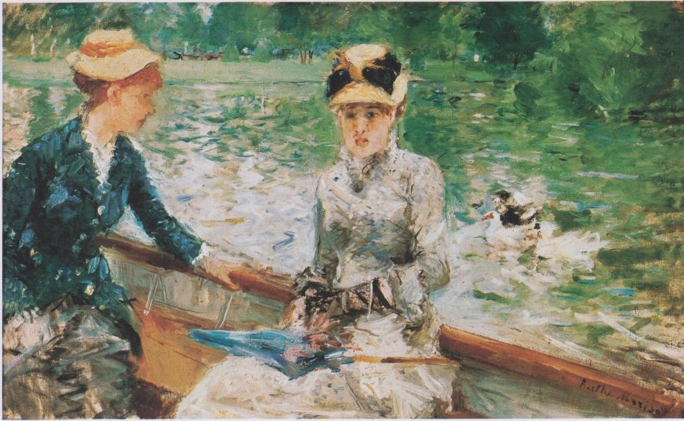 Jour d'été, Berthe Morisot