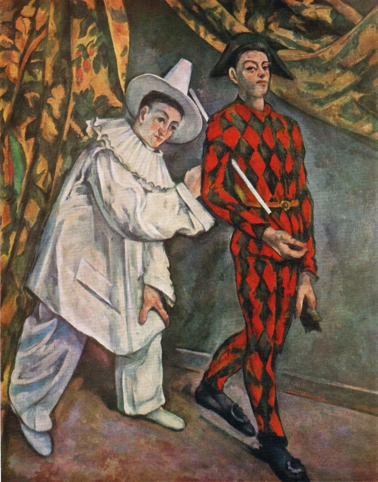 Cézanne Mardi Gras