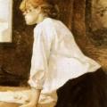 Lautrec La Blanchisseuse