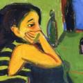 Marcella, l'artiste. Ernst-Ludwig Kirchner