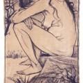 Sorrow (Chagrin) Vincent van Gogh