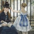 Le Chemin de fer, Édouard Manet