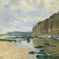 Marée basse à Varangeville, Claude Monet