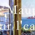 Guy de Maupassant, Sur l'eau