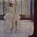 La Danseuse chez le photographe, Edgar Degas