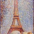 La Tour Eiffel, Georges Seurat