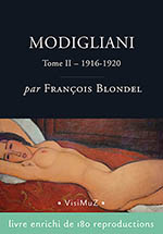 François Blondel – Modigliani tome 2